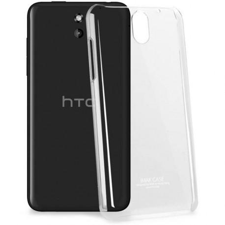 Coque rigide transparente pour HTC Desire 610