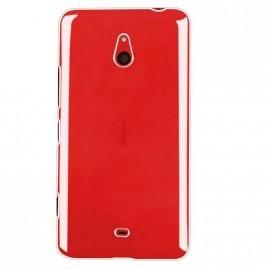 Coque rigide transparente pour Nokia Lumia 1320