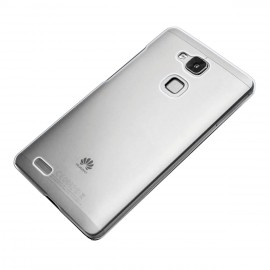 Coque rigide transparente pour Huawei Ascend Mate 7