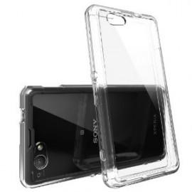 Coque rigide transparente pour Sony Xperia Z1 Compact
