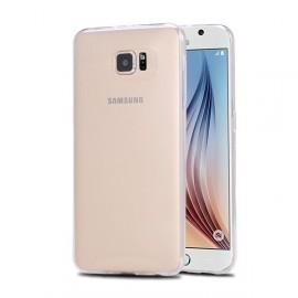 Coque rigide transparente pour Samsung Galaxy S6