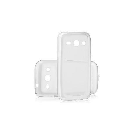 Coque rigide transparente pour Samsung Galaxy Core Plus