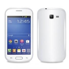 Coque rigide transparente pour Samsung Galaxy Trend Lite