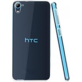 Coque rigide transparente pour HTC Desire 826