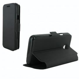 Etui portefeuille Noir pour Huawei Y330
