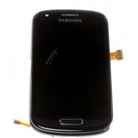 Bloc complet écran LCD + vitre tactile pour Samsung Galaxy S3 Mini Noir