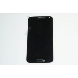 Bloc complet écran LCD + vitre tactile pour Samsung Galaxy S5 bleu