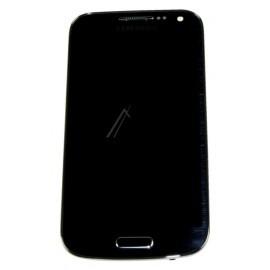 Bloc complet écran LCD + vitre tactile pour Samsung Galaxy S4 Mini noir