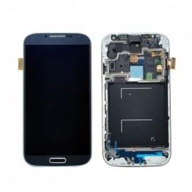 Bloc complet écran LCD + vitre tactile pour Samsung Galaxy S4 noir