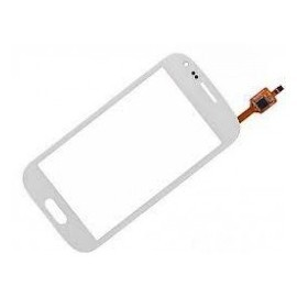 Ecran vitre tactile de remplacement Samsung Galaxy S Duos blanc