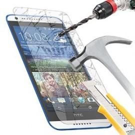 Protection ecran en verre trempe pour HTC Desire 620