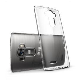 Coque rigide transparente pour LG G4