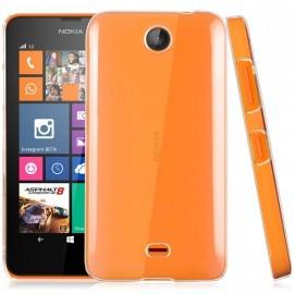 Coque rigide transparente pour Nokia Lumia 430