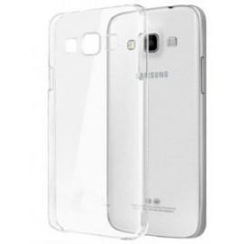 Coque rigide transparente pour Samsung Galaxy J1