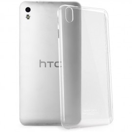 Coque rigide transparente pour HTC Desire 816