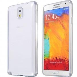 Coque rigide transparente pour Samsung Galaxy Note 4