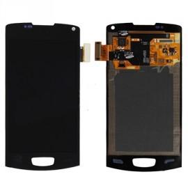 Bloc complet écran LCD + vitre tactile pour Samsung Wave 3