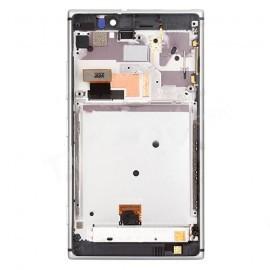 Bloc complet écran LCD+ vitre tactile pour Microsoft Lumia 925 (Nokia) gris