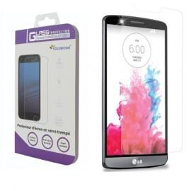 Protection en verre trempé pour LG G3 Mini