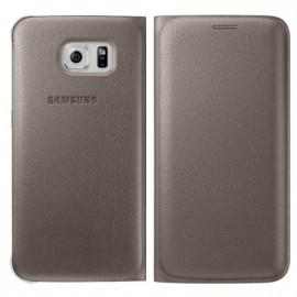 Etui portefeuille origine pour Samsung Galaxy S6 Edge
