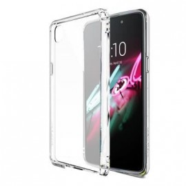 Coque rigide transparente pour Alcatel Idol 3 5.5
