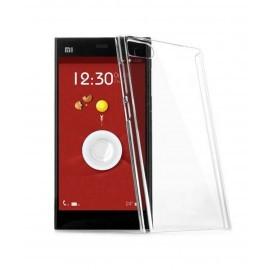 Coque rigide transparente pour Xiaomi Mi3