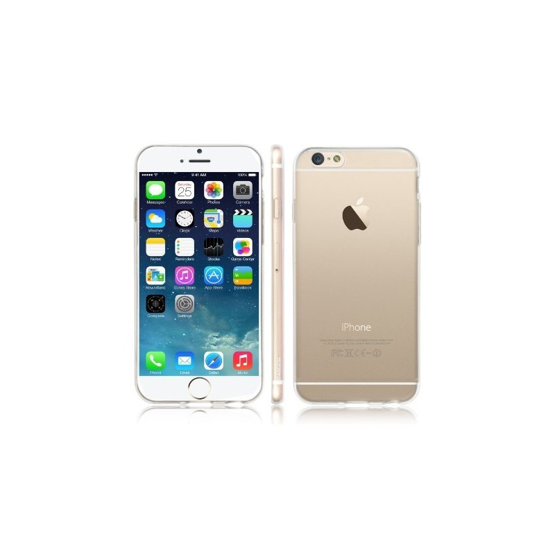 coque rigide transparente iphone 6