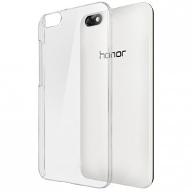 Coque rigide transparente pour Huawei Honor 4A