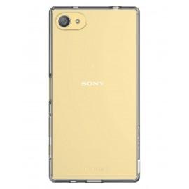 Coque rigide transparente pour Sony Xperia Z5 Compact