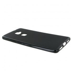 Coque silicone minigel noire pour Huawei Mate S