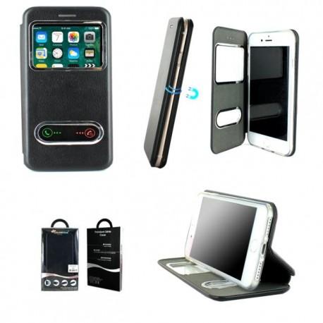 coque iphone 7 avec fenetre