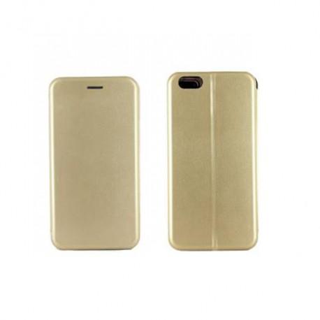 Etui portefeuille iPhone 7 or