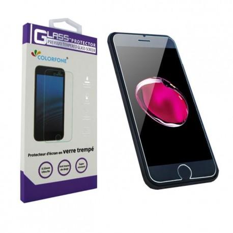 Protection verre trempé iPhone 7