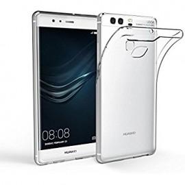 Coque silicone gel transparent pour Huawei P9