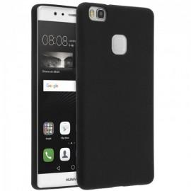 Coque silicone gel noire pour Huawei Honor P9 Lite