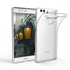 Coque silicone gel transparent pour Huawei P9 Plus