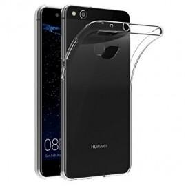 Coque silicone gel transparent pour Huawei P10 Lite