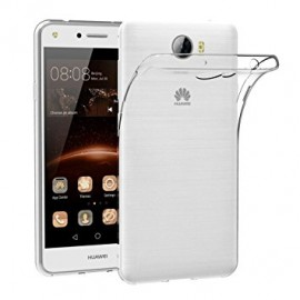 Coque silicone gel transparent pour Huawei Y5 II