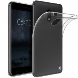 Coque Nokia 6 silicone gel transparent