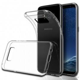 Silicone transparente pour Samsung Galaxy S8 Plus