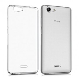Coque silicone transparent pour Wiko Pulp Fab 4G