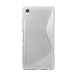 Coque silicone transparent pour Sony Xperia X Compact