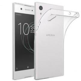 Coque silicone transparent pour Sony Xperia XA1