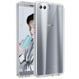 Coque silicone transparent pour Huawei Honor V10