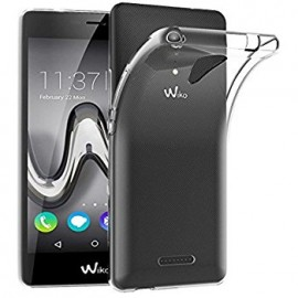 Coque silicone transparent pour Wiko Tommy 2 Plus