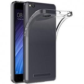 Coque silicone transparent pour Xiaomi Redmi 4A