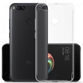 Coque rigide transparente pour Xiaomi Mi A1