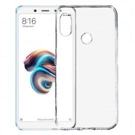 Silicone transparente pour Xiaomi Note 5 Pro