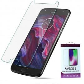 Protection verre trempé Motorola Moto X4