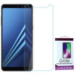 Protection verre trempé Samsung Galaxy A8 Plus 2018